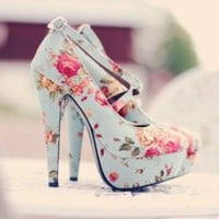 Flirty Florals