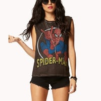 Spiderman Muscle Tee | FOREVER 21 - 2049256969