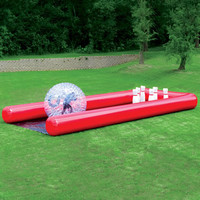 The Human Bowling Ball - Hammacher Schlemmer