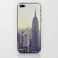 NYC iPhone & iPod Skin | Print Shop