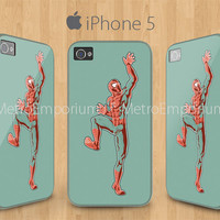 iPhone 5 Spiderman 3D Case
