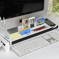 iStick: Multifunction Desktop organizer with built-in USB Hub and Memory Card Reader