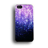 Glitter Ombre fade Pattern iPhone Case iPhone by PersonalLifeShop