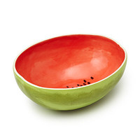 WATERMELON SERVING BOWL