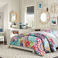 Chelsea Keala Floral Bedroom