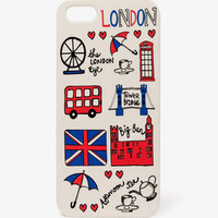 London Graphic Phone Case | FOREVER 21 - 1048925170