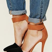 Free People Solitaire Heel