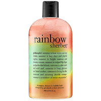 Sephora: Philosophy : Rainbow Sherbet™ Shampoo, Shower Gel & Bubble Bath : body-cleanser-bath-body