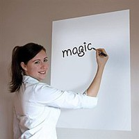 Dry Erase Magic White Board Sheets - 24