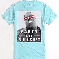 Brooklyn Mint Party &amp; Bullsh*t Tee at PacSun.com