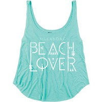 Billabong The Wave It Is Tank - Mo-Mint - J4242THE				 | 
