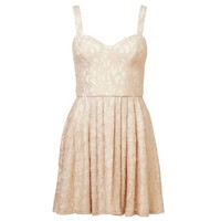 Willow lace bustier dress - Forever New
