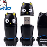 SANRIO - CHOCOCAT MIMOBOT 8GB FLASH DRIVE