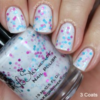 Lottie Dottie Nail Polish – KBShimmer Bath & Body
