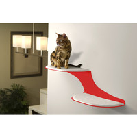 Cat Clouds Cat Shelf at Brookstone—Buy Now!