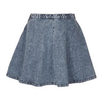 Petite Skater Skirt - Petite  - Clothing