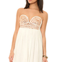 LA Boutique Dress Money in White