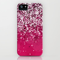 Silver IV iPhone &amp; iPod Case by Rain Carnival