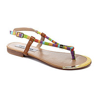 Steve Madden Rubbyy Flat Sandals | Dillards.com