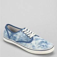 Treasure Market Washed Denim Trainer