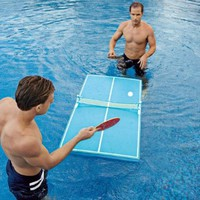 Floating Pool Pong Table:Amazon:Toys & Games