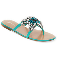 INC International Concepts Women's Shoes, Lillith Starfish Flat Sandals - Shoe Trends - Shoes - Macy's