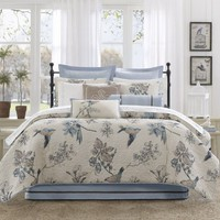 Harbor House Pyrenees Comforter Set, Queen:Amazon:Home & Kitchen