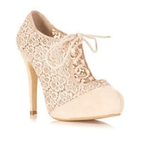 Suzy Nude Town Shoe