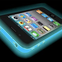 iPhone 5 Glow in the Dark Silicone Protective Case