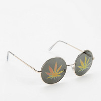 Urban Outfitters - Hologramazing Round Sunglasses