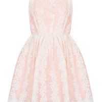 Petite Strappy Lace Prom Dress - New In This Week - New In - Topshop USA