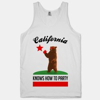 California Knows How to Party | HUMAN