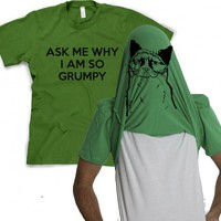 Ask Me Why I&#x27;m so Grumpy Shirt