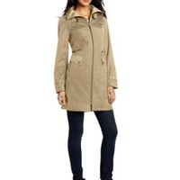 Amazon.com: Cole Haan Women's Travel Packable Jacket: Clothing