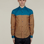 Adidas x Opening Ceremony Men&#x27;s Striped Dress Shir