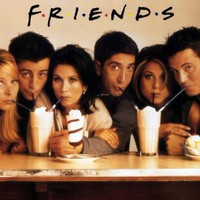 Friends Poster TV Jennifer Aniston Courteney Cox Lisa Kudrow Matt LeBlanc 11x17 MasterPoster Print, 11x17 MasterPoster Print, 17x11