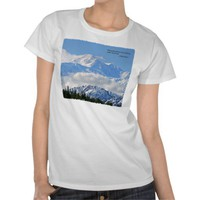 Mtns are calling / Mt McKinley T Shirts from Zazzle.com