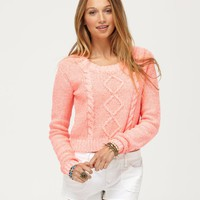 Feelin Bright Sweater - Roxy