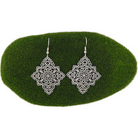 LAVISHY Valletta filigree earrings