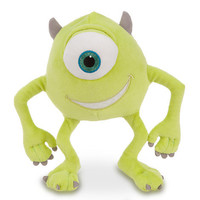 Disney Mike Wazowski Plush - Monsters, Inc. - 8'' | Disney Store