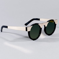 Lazy Oaf | Spitfire Hiteque Sunglasses - Black