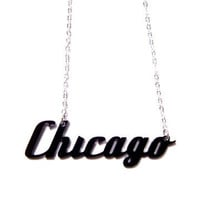 plastique*: Chicago Necklace, at 28% off!