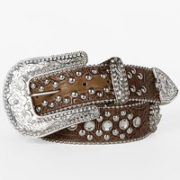 Blazin Roxx Embossed Belt - Women's Accessories | Buckle