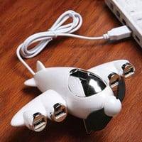 Plane Usb Hub | Electronics &amp; Gadgets | SkyMall