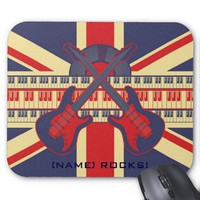 British Rock - Mousepad at Zazzle.ca