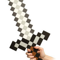 Minecraft Sword - Minecraft Toy Weapon Sword