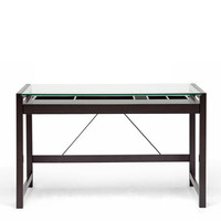 Display Desk ▲ $325 - Brickell Collection | Modern Furniture Store | Modern Deals | Free Shipping |