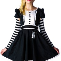 Evil in Wonderland Alice Dress  | Dolls Kill