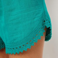 ASOS | ASOS Beach Short With Trim at ASOS