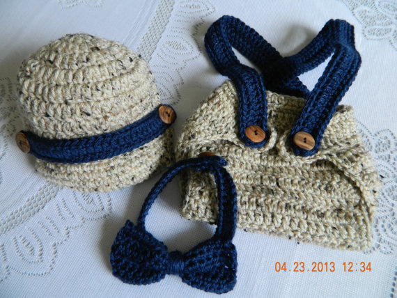 Preppy little executive, 3 pc. Suspender from Baby Tuckers ...
